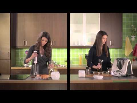 ▶ Adapting your recipes to Thermomix - Emulsifying - YouTube