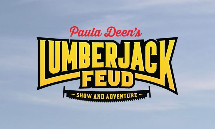 Paula Deen has announced the opening of a show in Pigeon Forge! Paula Deen's Lumberjack Feud will be an outdoor competition show and adventure park opening Spring 2018 on the Parkway in Pigeon Forge. Get full details on this exciting new show!