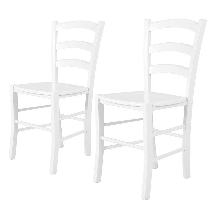 Fesselnd Esszimmerstuhl Serrone (2er Set)   Buche Massiv   Weiß, Maison Belfort  Jetzt Bestellen Unter: ...