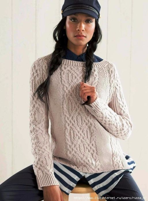 уютное место вязание разные модели спицами вязание свитер