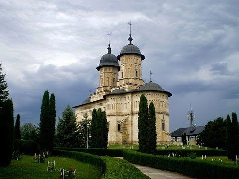 Conceived as place for retreat and armed resistance, Cetatuia Monastery was built between 1669 -- 1672 by the ruler Gheorghe Duca. For this reason, the exterior wall has fortifications with towers on the corners.