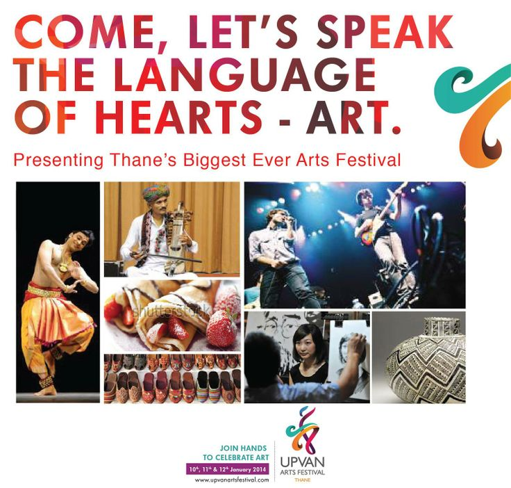 Upvan Arts Festival Thane near Mumbai - First Ever Arts festival on 10, 11, 12 Jan 2014, Performing Arts, Visual Arts, Classical Music, Dance, Traditional and Culinary Arts, performed by renowned national and international artists as well as talented regional artists. To Know More:- www.upvanartsfestival.com/performingarts.html