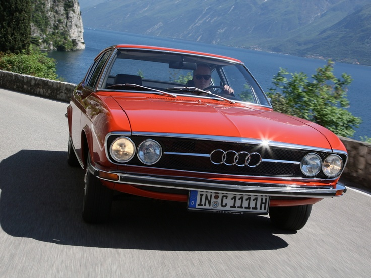 1970–76 Audi 100 Coupe S (C1)