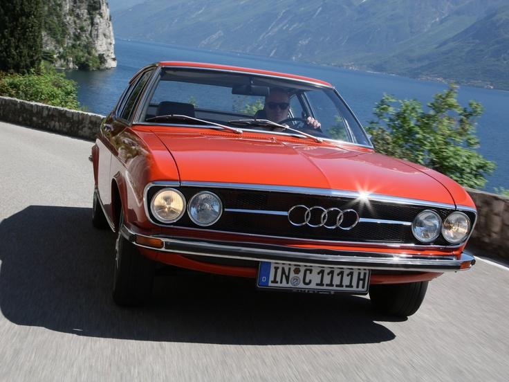 1970–76 Audi 100 Coupe S (C1)