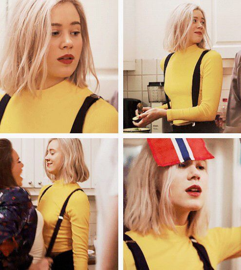 #Noora #skam #beautiful