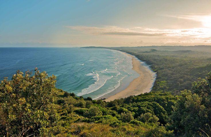 Whites Beach, South of Byron Bay (NSW)  Location 3