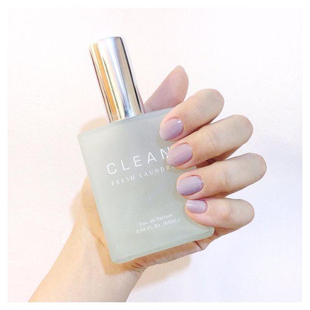Self nail done!! 難得自己塗的還不錯 #nails #nailart #nailsofinstagram #nail #nailstagram #nailswag #nailfashion #selfnail #integrate #fallnails #ネイル #ネイルアート #ネイルデザイン #セルフネイル #パフューム #clean #perfume #cleanperfume #インテグレート