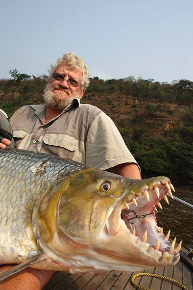 Goliath Tiger Fishing : Photos.... Not on my boat!!! lol
