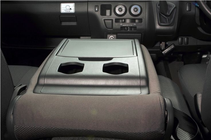 Toyota Auto2000 Hiace Interior Type Commuter