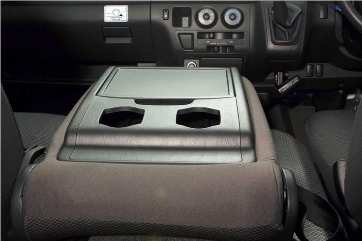 Toyota Hiace HI ACE Commuter Interior 1