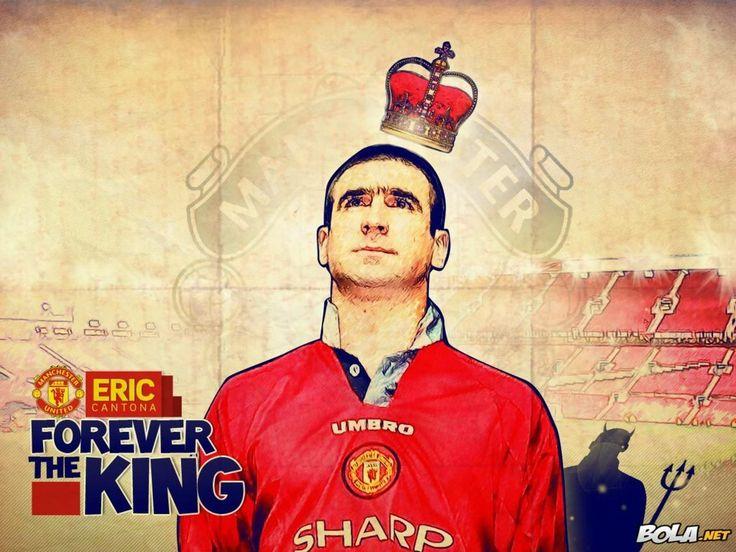 #Cantona #King #Futbol