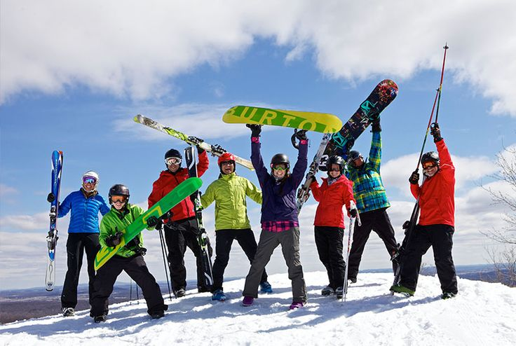 Learn To Ski And Snowboard Package The perfect package for first time skiers and snowboarders! Ages 8 and up.