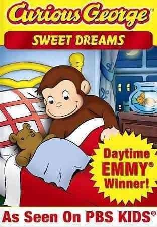 Universal Curious George: Sweet Dreams