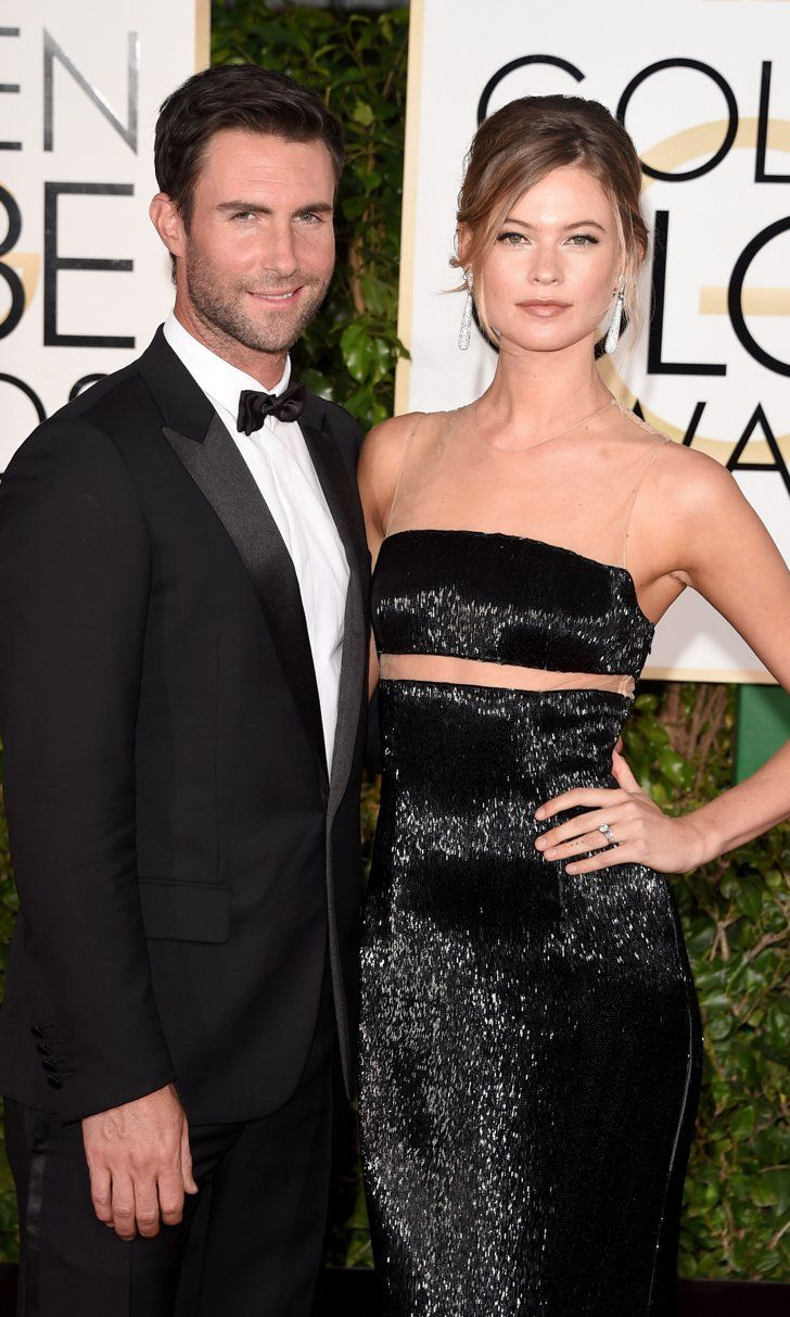 Adam Levine and Behati Prinsloo Are Expecting a Baby Girl!