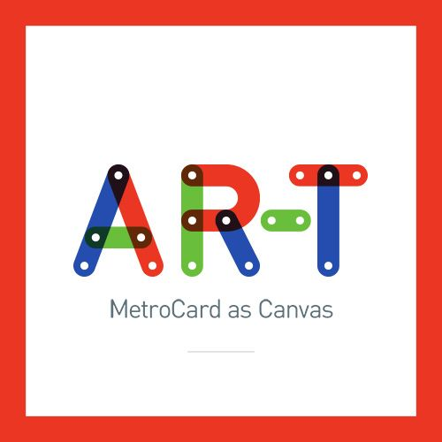 You can turn your NYC MetroCard into an art gallery with Metro AR-T. metroar-t.com