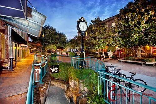 City Market, Savannah, GA