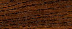 teinture deuxieme couche moulures descente de cave