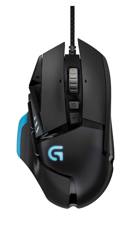 Finalmente la recensione del mouse Proteus Core di Logitech: http://mousedagaming.com/mouse-da-gaming-logitech/logitech-g502-proteus-core