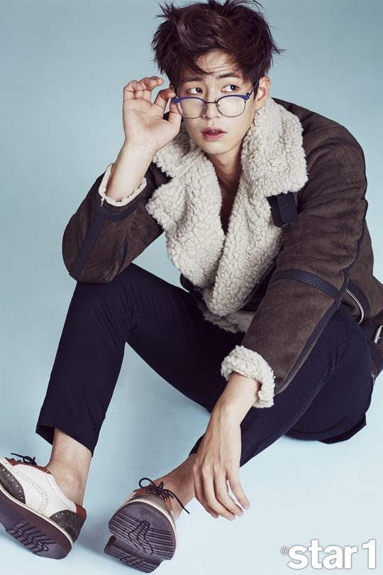 Song Jae Rim - @Star1 Magazine December Issue '14