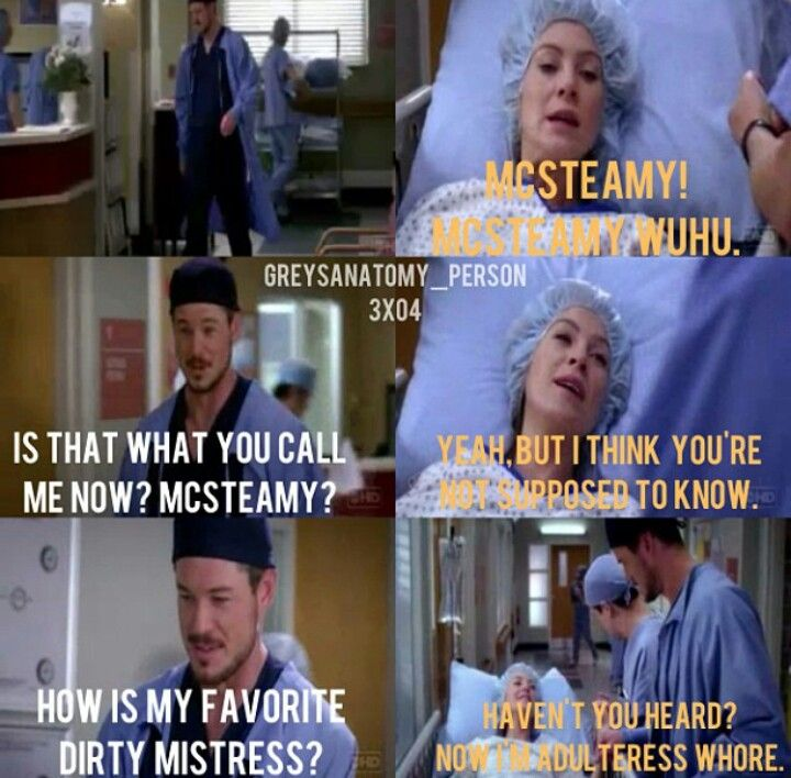 Grey's anatomy / Mark & Meredith One of my favorite scenes!