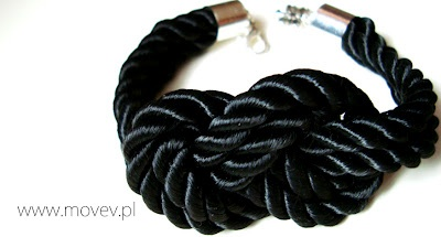 www.movev.pl |black bracelet