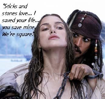 Jack Sparrow quote | Captain Jack Sparrow Quotes