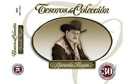 Gerardo Reyes : Tesoros de Coleccion- Gerardo Reyes