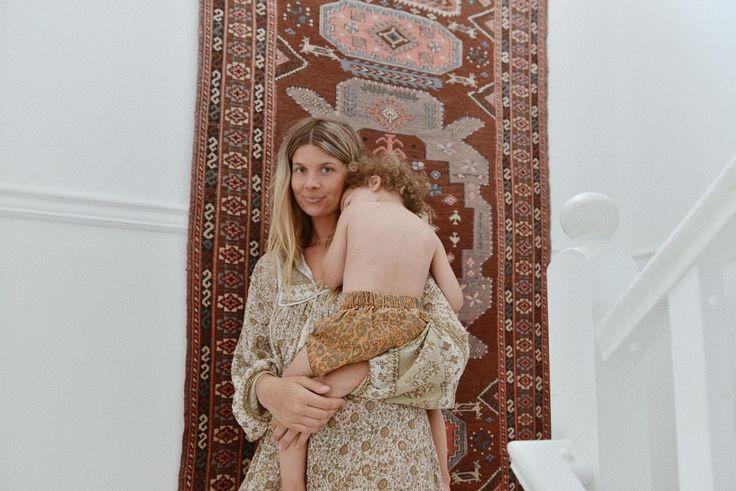 Sarah from Boheme Goods - on family, life and parenthood
