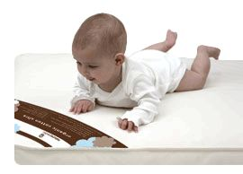 See how a Naturepedic certified organic mattress benefits your  children. Avoid toxic chemicals  in traditional mattresses - opt for a more natural choice.