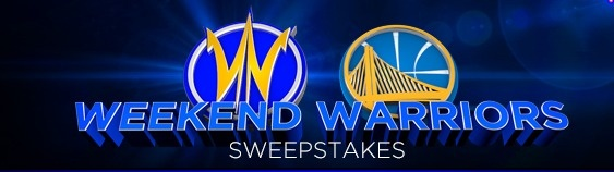 3.3-7 | Enter the Warriors Weekend sweepstakes to win tickets to home games for both the Santa Cruz Warriors and Golden State Warriors in March. Experience Warriors Ground at both venues! Contest ends March 7.