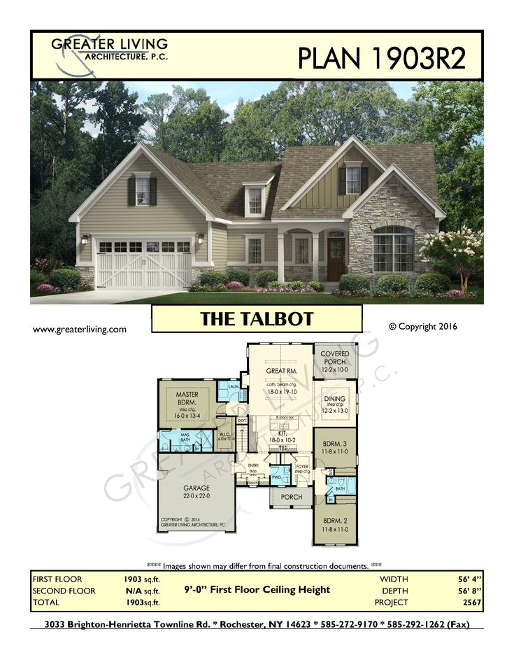 43 best Ranch House Plans images on Pinterest
