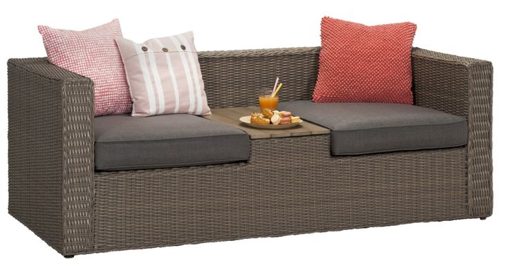 Le Sud love seat Pescara XL