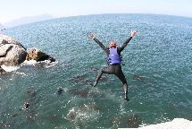 Coasteering - Gravity Adventures. Gravity has introduced coasteering as a new adventure that appeals to all ages and all skill levels. The essence of coasteering is exploring the coastline, its gullies and sea life up close and personal.