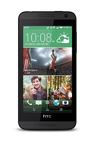 HTC Desire 610 - AT&T GoPhone - No-Contract (Black) - http://cellphonesdomain.com/prepaid-no-contract-cell-phones/htc-desire-610-att-gophone-no-contract-black/