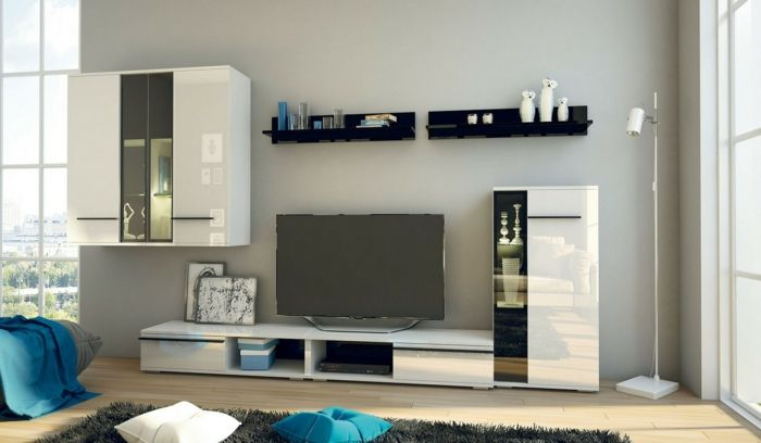 die besten 25 fernsehwand ideen auf pinterest tv f r wand tv wand industrial und tv wand. Black Bedroom Furniture Sets. Home Design Ideas