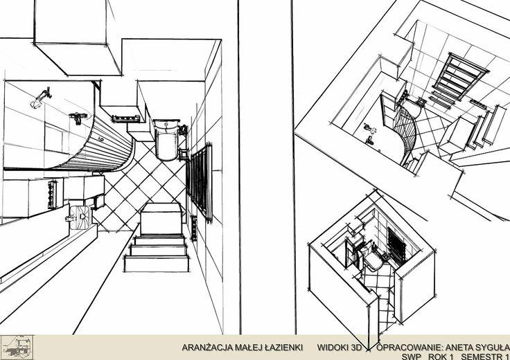 Interior Design | Arrangement Of Small Bathroom | DESIGN by Me
