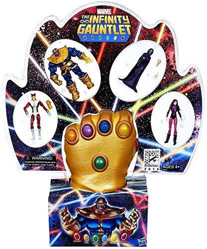 2014 SDCC Exclusive Infinity Gauntlet Set Hasbro Marvel Universe Comic Con Marvel http://www.amazon.com/dp/B00M4S9584/ref=cm_sw_r_pi_dp_5GZqub1V49Z3G