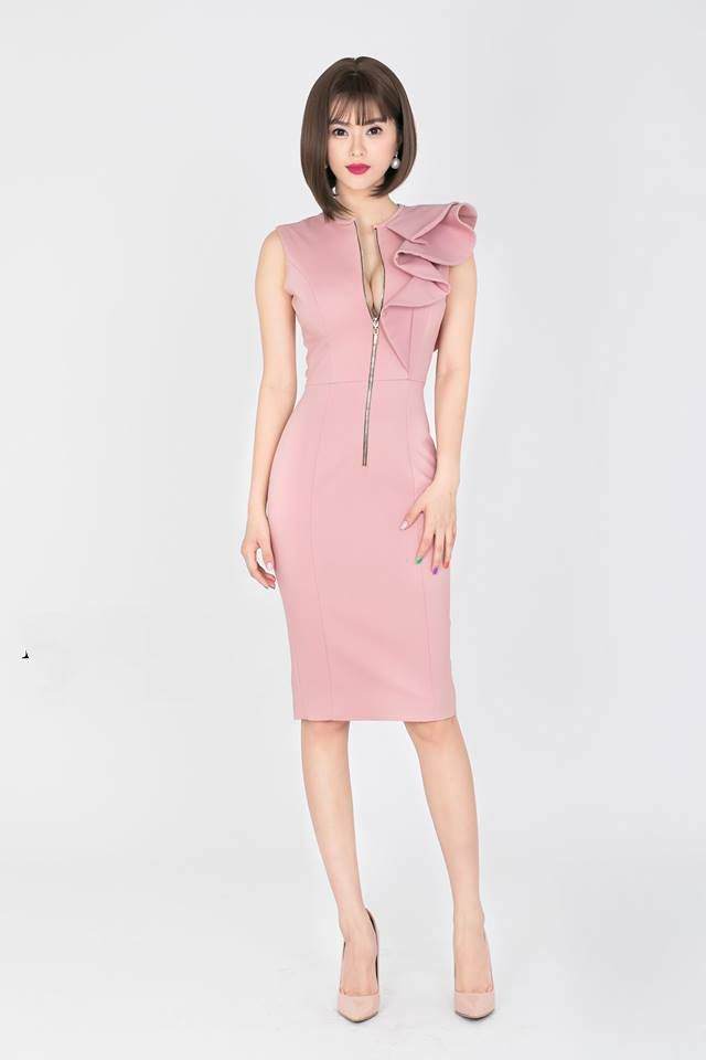 Body-lined dress with copper zipper – #Bodylined #copper #dress #LINED #Zipper