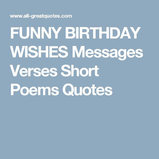 Funny Happy Birthday Poems For Husband: Best 25+ Funny Birthday Poems Ideas On Pinterest