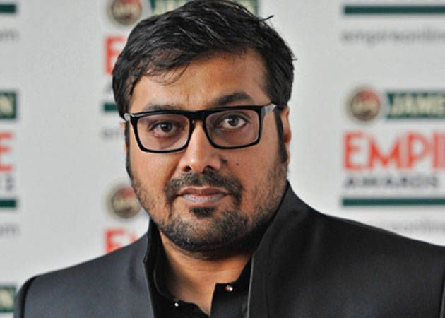 Anurag Kashyap talking to Connected to India during the 27th Singapore International Film Festival (SGIFF).