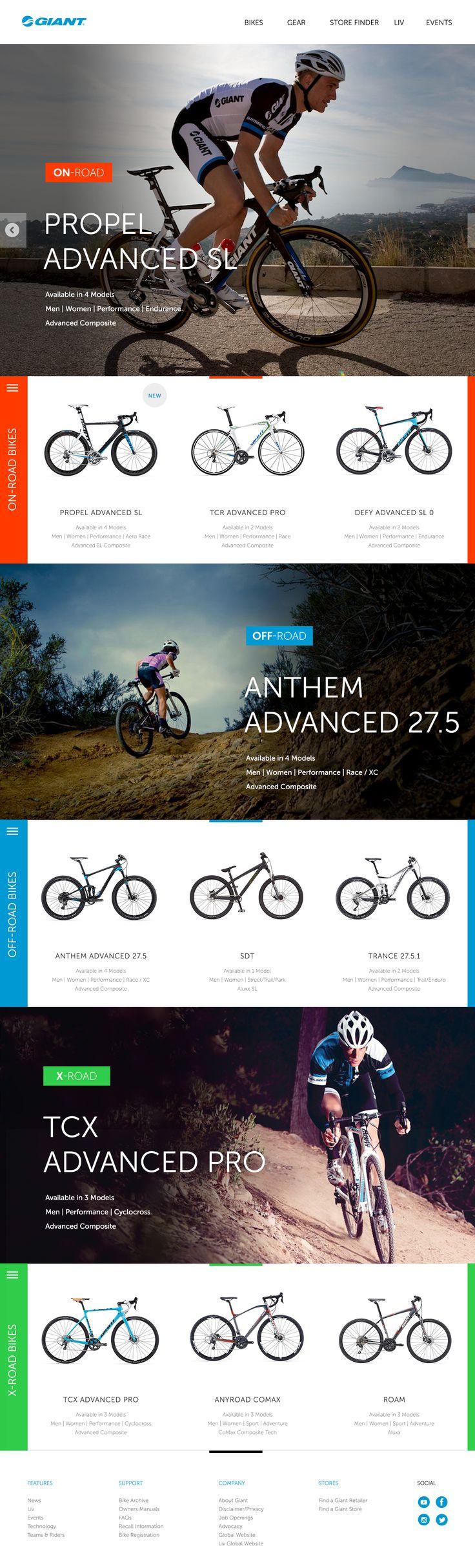 77 best Landing Page Design images on Pinterest | Design web, Web ...