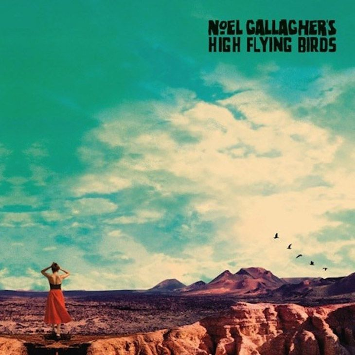 Noel Gallagher's High Flying Birds have announced the release of a new album Who Built The Moon, due out in November 2017 on Caroline International