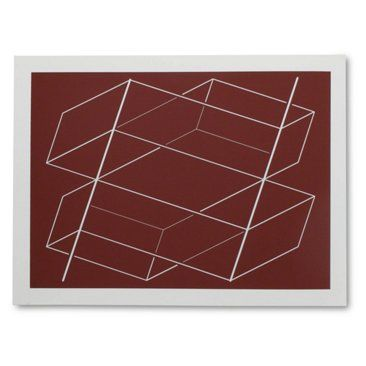 Check out this item at One Kings Lane! Josef Albers, Portfolio 1, Folder 3A