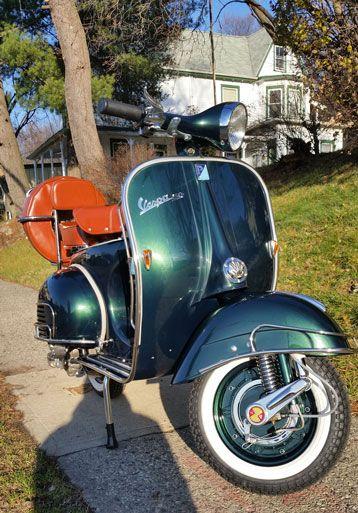 Your Vespa - Vintage Vespa scooters for sale