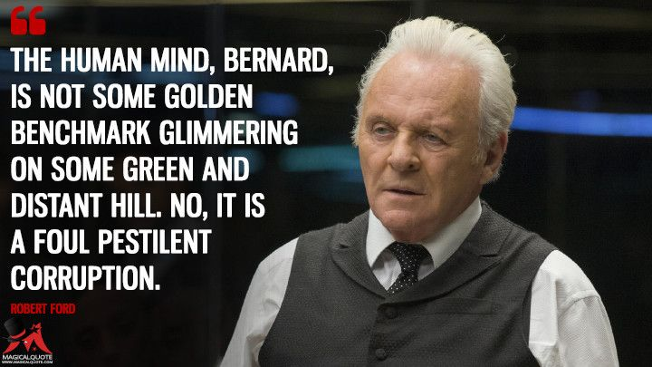 The Human Mind Bernard Is Not Some Golden Benchmark Glimmering