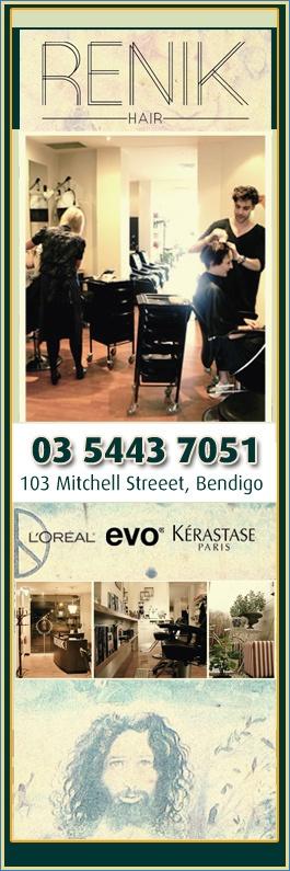 Renik - Bendigo  103 Mitchell St  03 5443 7051