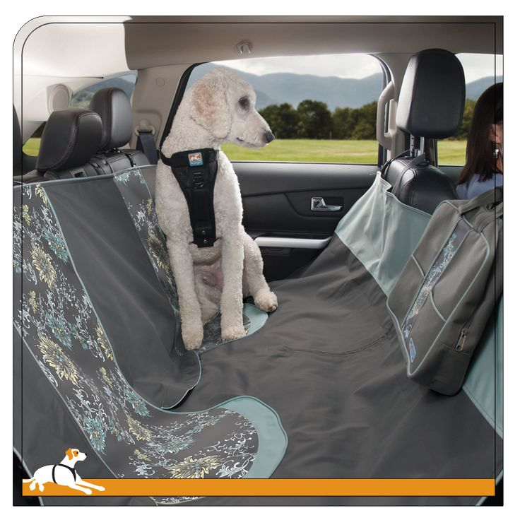 dogs get the best seat in the car with the muted floral hammock dog seat cover  this dog seat cover is designed to be used in vehicles with bench seats     47 best clean car solutions images on pinterest   dog seat covers      rh   pinterest