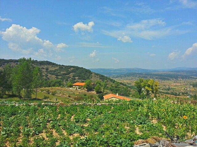 Vistas hacia Teruel