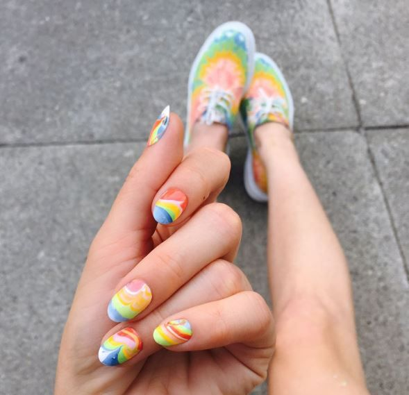 Diy Nail Ideas Doc Martens Nail Art And More Of Our: 25 Best Dr. Martens Festival Style Guide Images On Pinterest