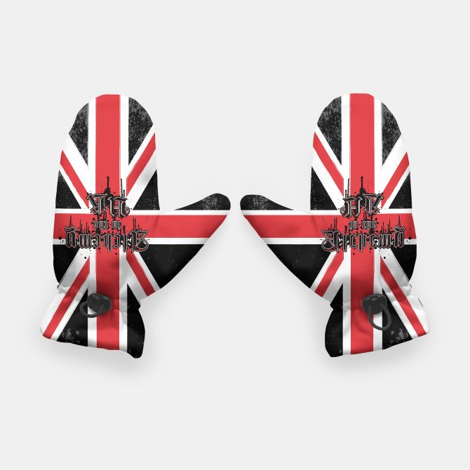 Alchemy in the UK Gloves, Live Heroes